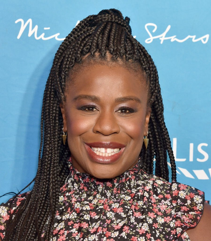 Uzo Aduba attends EMILY's List's 3rd Annual Pre-Oscars Event at Four Seasons Hotel Los Angeles at Beverly Hills on February 04, 2020. | Photo: Getty Images