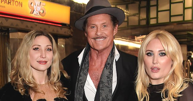 David Hasselhoff Has Two Beautiful Grown Daughters – Meet Hayley and Taylor Ann