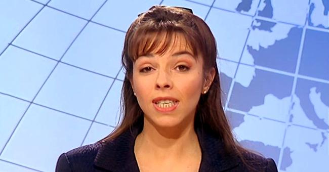 """Sophie Le Saint, l'animatrice de France, a fait ses adieux au JT de """"Télématin"""""""