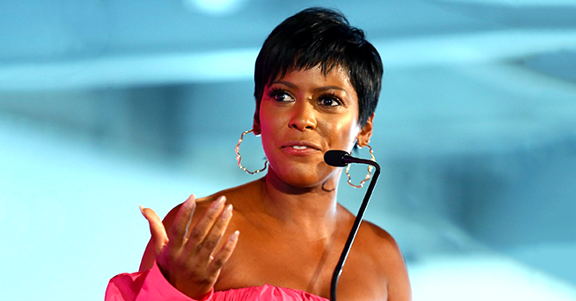 Tamron Hall Denies Dealing Cocaine after Reportedly Admitting to 'Facilitating' Drug Sales as Teen on Her Talk Show
