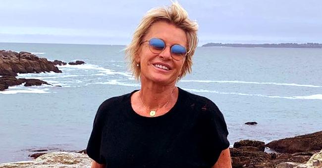 Sophie Davant, 56 ans, émerveille ses fans avec un sourire parfait sur une photo de vacances