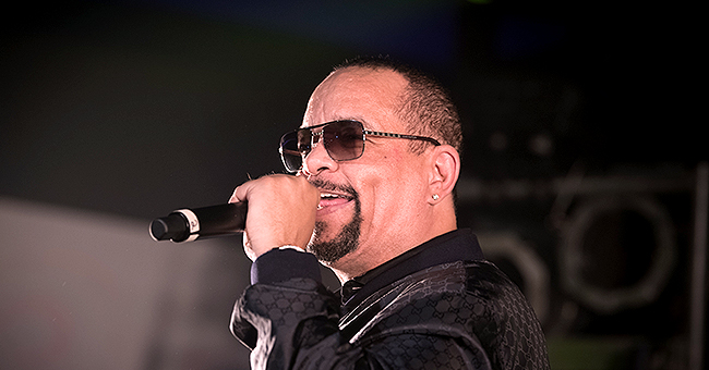 Ice-T's Daughter Is a Curly-Haired Angel in New Photo with Father