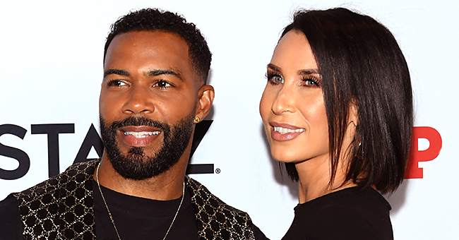 Omari Hardwick Poses with Wife Jennifer at 'Power' Premiere & Professes His Love
