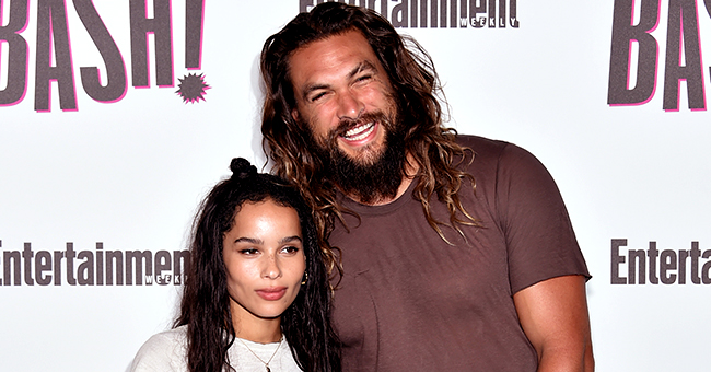 Lisa Bonet's Husband Jason Momoa Is the Proudest Stepdad as He Congratulates Zoë Kravitz on Catwoman Casting