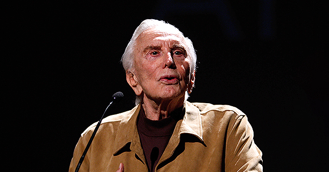 Kirk Douglas as a Dad: Here's What to Know about the Actor's Four Sons