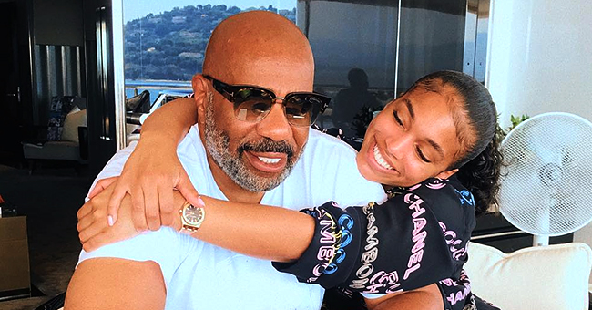 Steve Harvey Trolled with Internet Memes after Stepdaughter Lori Harvey's Hit & Run Incident