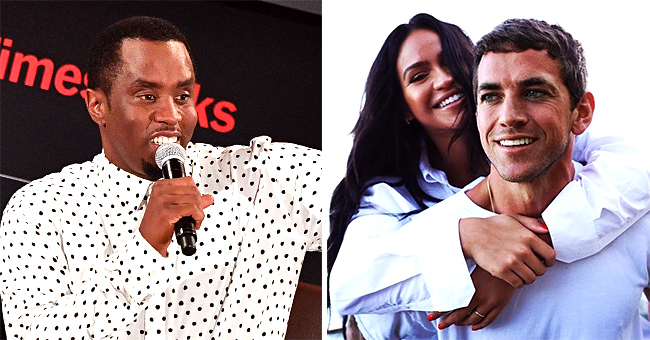 Diddy Wishes Ex Cassie, New Boyfriend 'Nothing but Love' after Pregnancy News