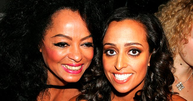 Diana Ross' Daughter Chudney Melts Hearts with New Photo of Her Sweet Baby Girls Snuggling