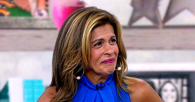Hoda Kotb Emotionally Reacts to Maria Shriver's Support on 1st Day of 'Today' Show after Maternity Leave