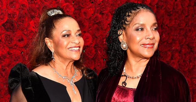 Debbie Allen of 'Grey's Anatomy' & Sister Phylicia Rashad Look Stunning in Elegant Dresses on the Red Carpet