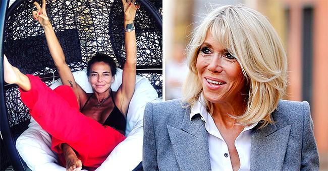 La femme de Tomer Sisley défend Brigitte Macron après que Jair Bolsonaro l'a insulté sur son âge