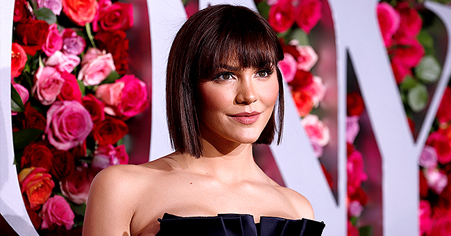 Katharine McPhee Kisses Husband David Foster on a Yacht in New Photos