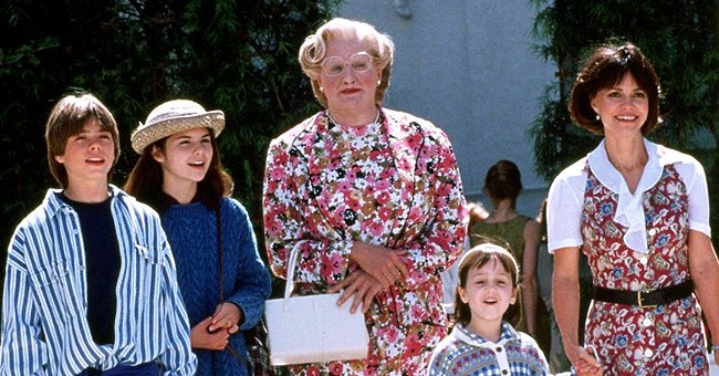 Sally Field and 'Mrs Doubtfire' Cast Members 26 Years after the Movie Was Released