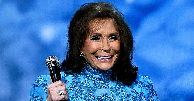 Loretta Lynn Who Sang 'Coal Miner's Daughter' Performed at the Grand Ole Opry for the First Time 59 Years Ago