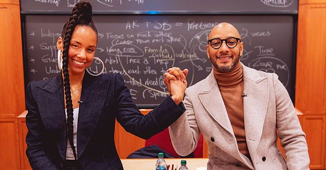 Alicia Keys & Swizz Beatz's Relationship and How It Went from Love Triangle to Wedded Bliss