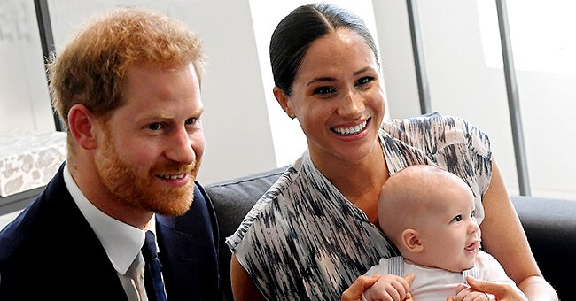 Prince Harry & Meghan Markle Speak Candidly about Their Son Archie's First Steps Amid COVID-19