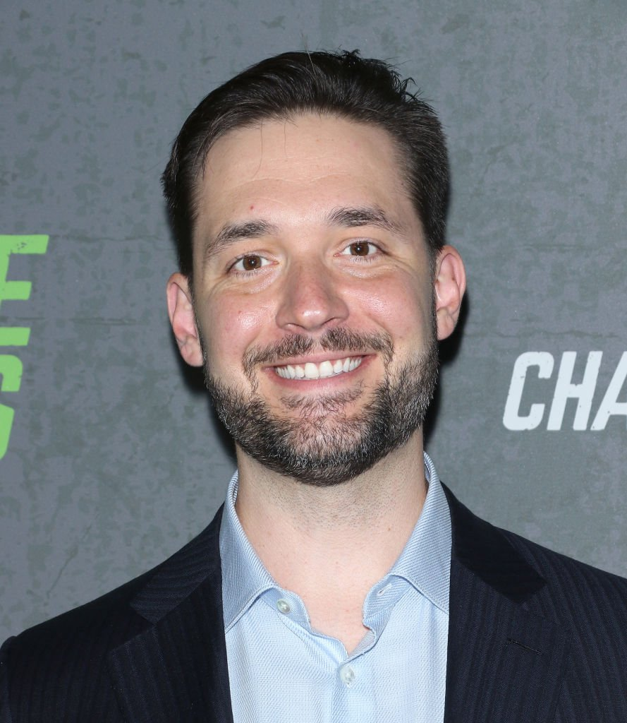 """Alexis Ohanian attends the """"The Game Changers"""" New York premiere at Regal Battery Park 11 