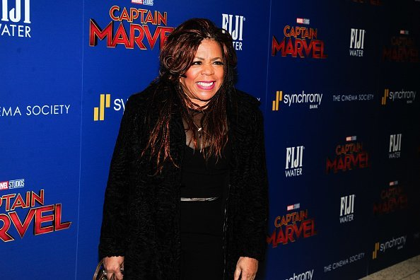 Valerie Simpson attends The Cinema Society With Synchrony Bank And FIJI Water | Photo: Getty Images