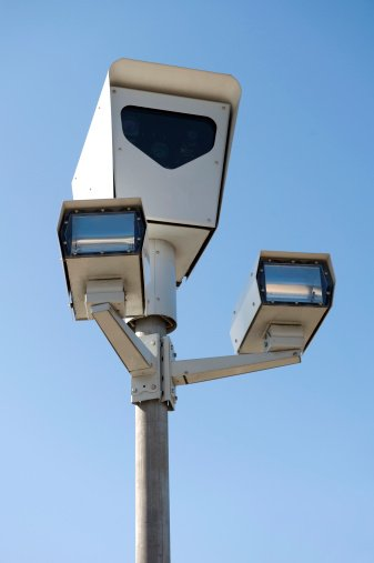 A speed Camera.| Photo: Getty Images.