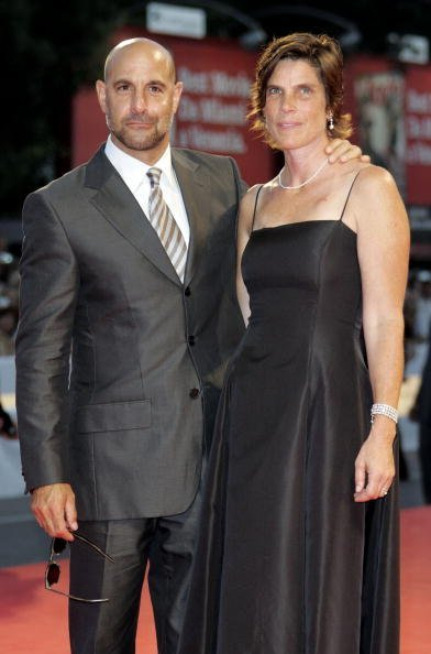 Stanley Tucci and Kate at the 63rd Venice Film Festival on September 7, 2006 in Venice, Italy   Photo: Getty Images