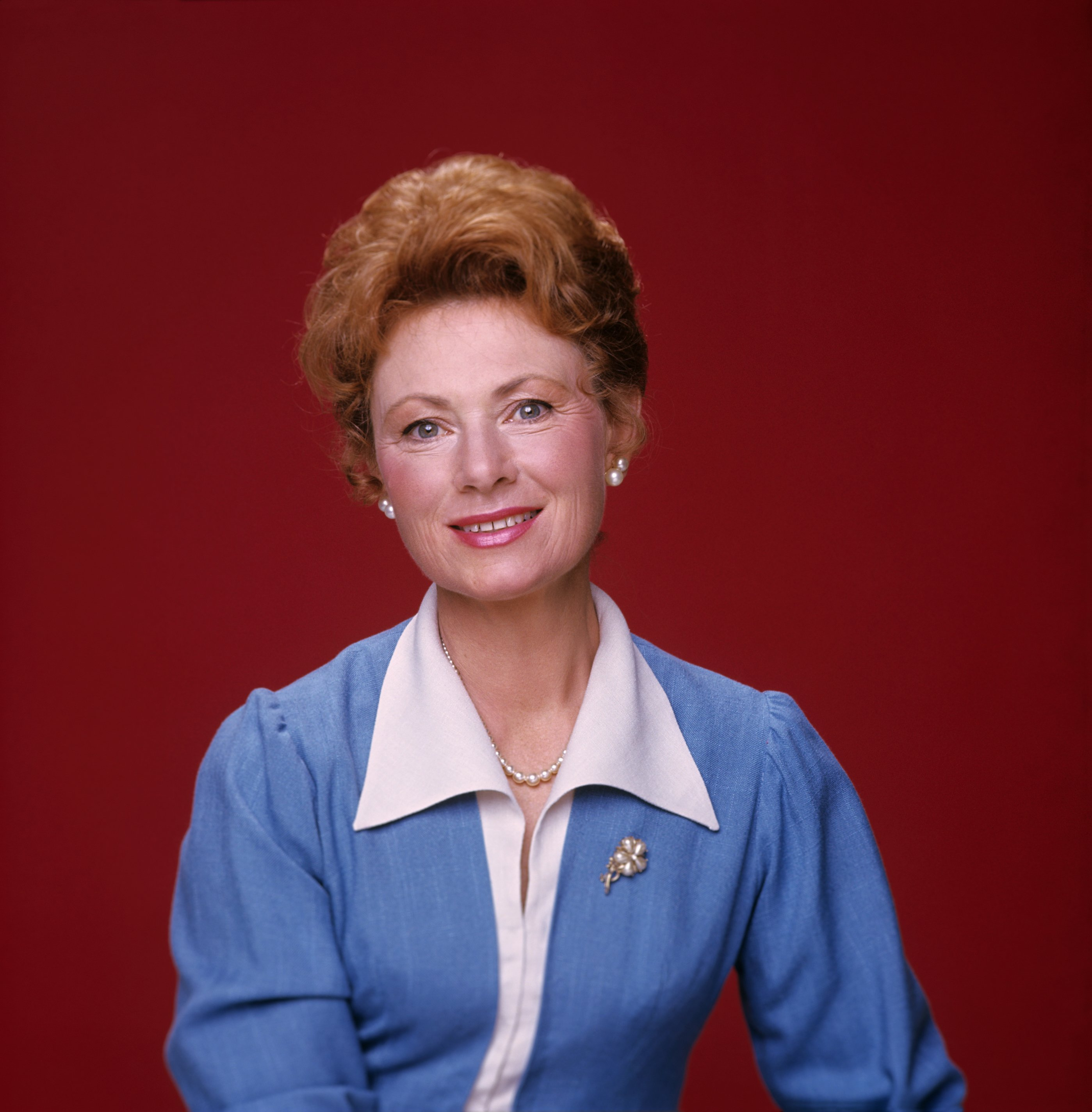 """Marion Ross as Marion Cunningham on """"Happy Days,"""" July 10, 1975. 