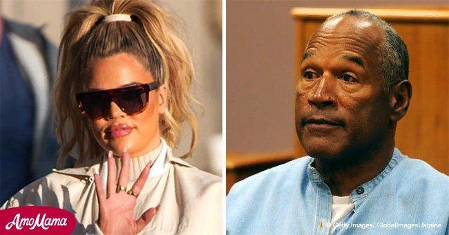 Many think Khloé Kardashian looks similar to O.J. Simpson's daughter Sydney. Do you think so?
