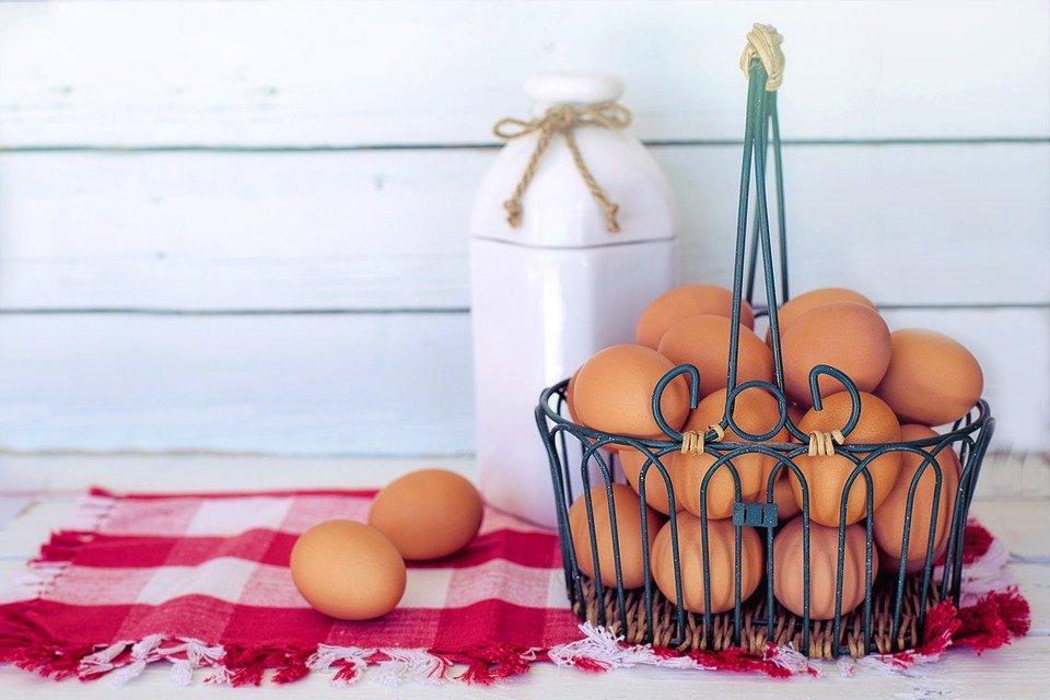 Eier | Quelle: Pixabay