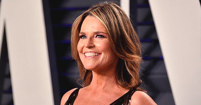 Savannah Guthrie from 'Today' Accidentally Wore Her Dress Backward before Going On-Air