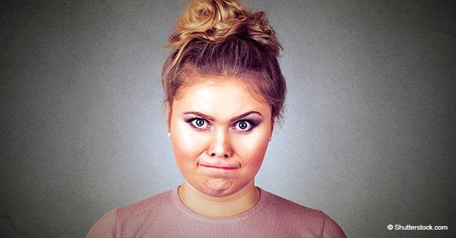 Une femme s'énerve après que la femme du patron lui ait dit qu'elle était grosse