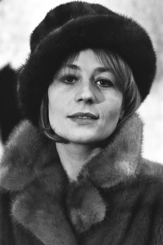 Portrait d'Annie Girardot, en 1965. | Photo : Getty Images