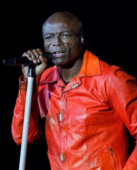 Seal In Concert, Rochester Hills, Michigan on August 31, 2016 . | Photo: Getty Images.