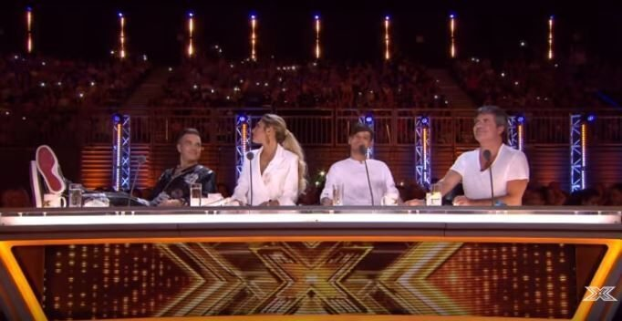 Source: YouTube/X Factor UK