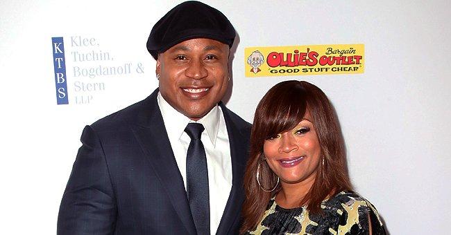 LL Cool J's Wife Simone Smith Shows off Beautiful Rings and Bracelets from Her Jewelry Line
