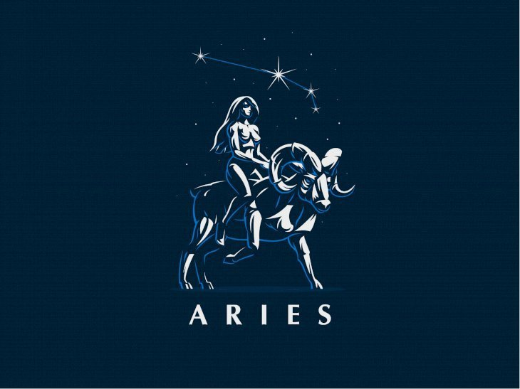 Aries sign.  |  Image taken from: Shutterstock