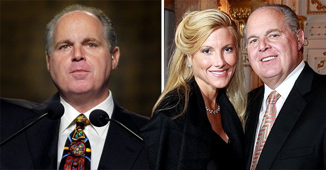 Rush Limbaugh's Widow Says Funeral Was Stunning after Controversial Host's Lung Cancer Death