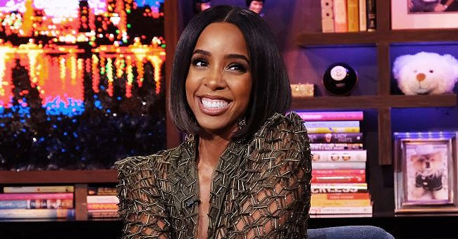 Fans Say Kelly Rowland's Baby Son Is the Carbon Copy of His Brother in New Morning Videos