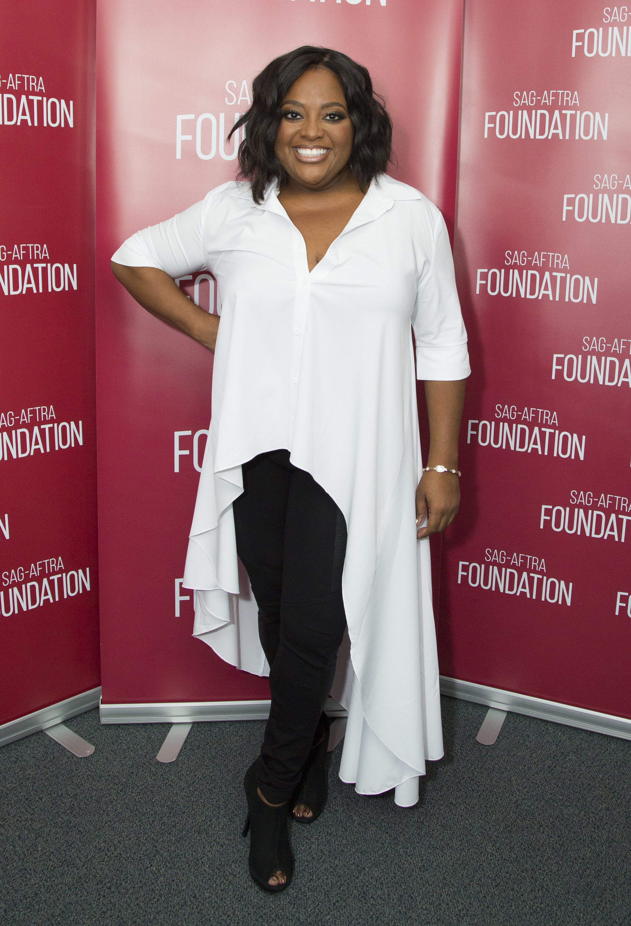 """Sherri Shepherd at the SAG-AFTRA Foundation Conversations with """"Claws"""" in Los Angeles, California, 2017 