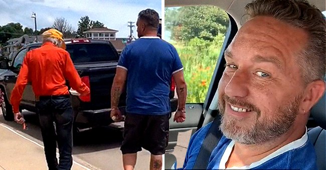 Check Out This Viral Video of a Couple Spending 27 Hours to Help an Elderly Man Reunite with His Son