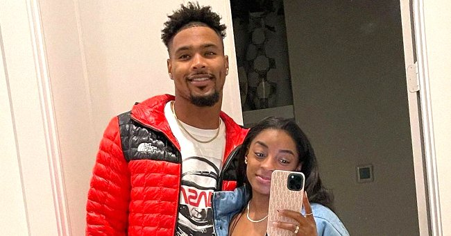 Fans Can't Stop Talking about Simone Biles' Boyfriend's Touching Message to Her amid Olympics Withdrawal