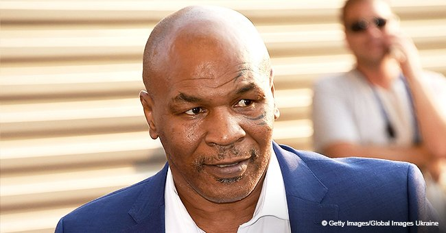 Mike Tyson Says He Wouldn't Let Michael Jackson 'Hang out' with His 8-Year-Old Child