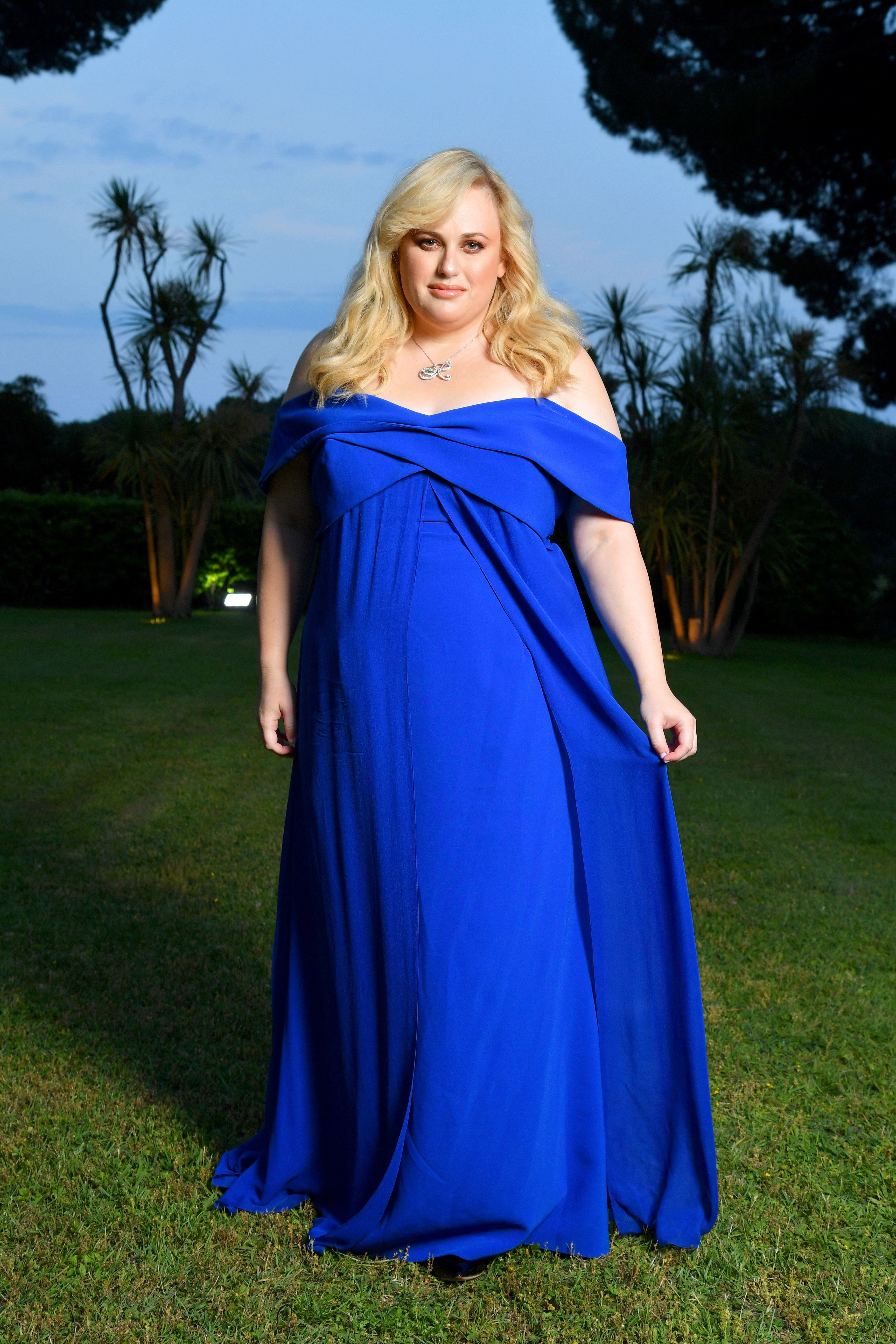 Rebel Wilson atthe amfAR Cannes Galaat Hotel du Cap-Eden-Roc on May 23, 2019, in Cap d'Antibes, France   Photo:Pascal Le Segretain/amfAR/Getty Images