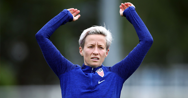 Here's Why US Soccer Star Megan Rapinoe Doesn't Sing the National Anthem