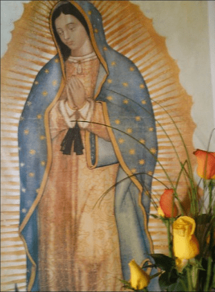 Virgen de Guadalupe. |Foto: Flickr