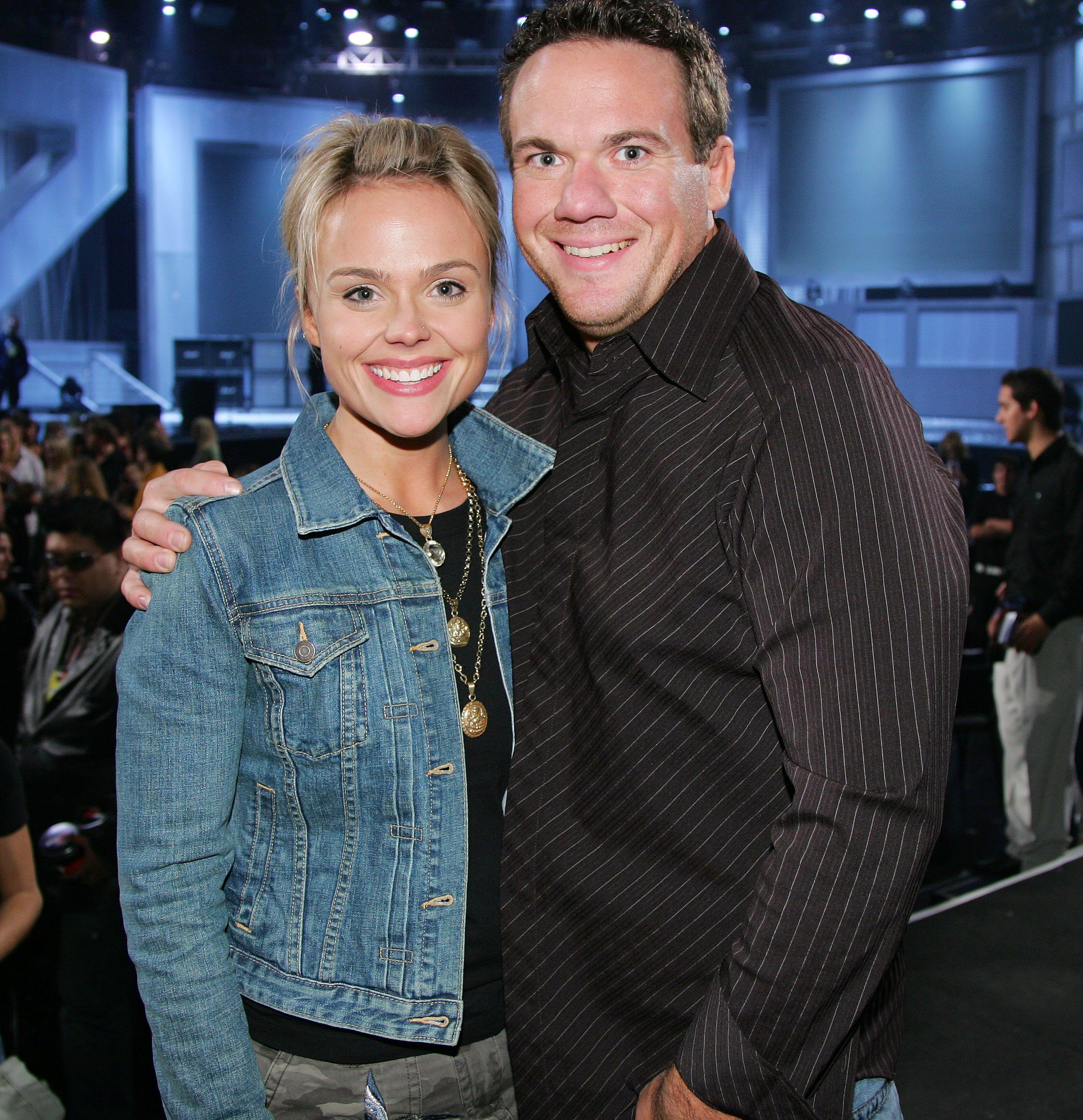 Suzy Preston and Matt Hoover from The Biggest Loser | Getty Images