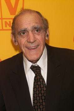 Abe Vigoda at the TV Land fifth anniversary celebration in New York City in April, 2001. | Source: Getty Images.