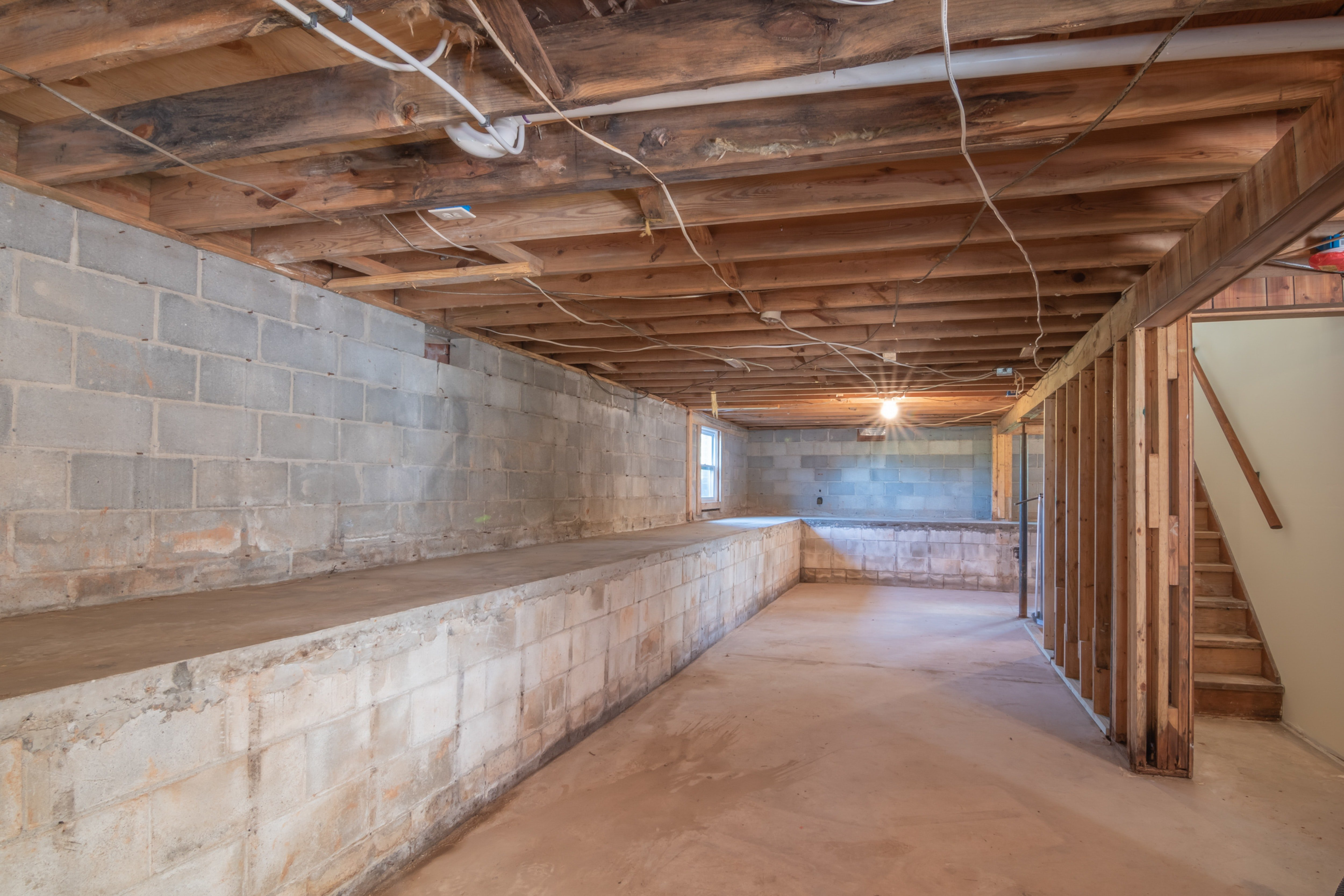 Stacey and Emily didn't know the basement had a secret door | Photo: Pexels