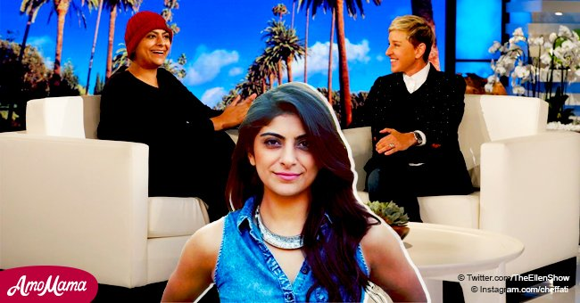 Ellen Degeneres pays a tearful tribute to 'Top Chef' Fatima Ali who died from cancer