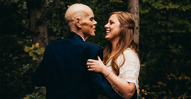Becky Carey Shares Heartbreakingly Beautiful 'Just in Case' Wedding Dance with Terminally Ill Father