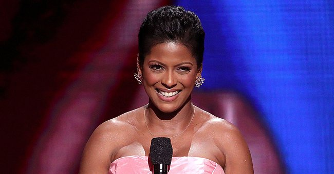 Fans Say Tamron Hall's Son Moses 'Is Getting So Big' & 'Tall' after Seeing Him Play with a Fountain in Pic