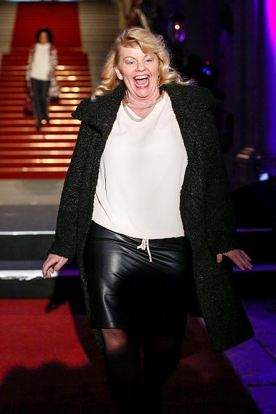 Inger Nilsson walks the runway during the Minx Fashion Night  | Photo: Getty Images